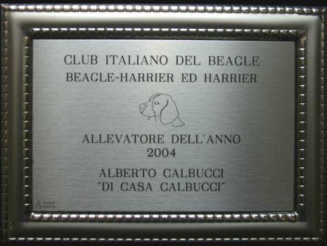 Allevatore dell'anno 2004